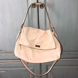 Kate Spade purse light pink used leather